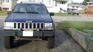 1993 Jeep Grand Cherokee SUV, Crossover