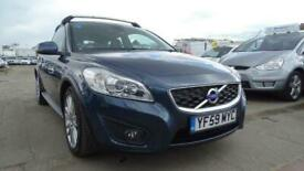 image for 2009 59 VOLVO C30 1.6 D DRIVE SE LUX 3D 109 BHP £0 ROAD TAX DIESEL