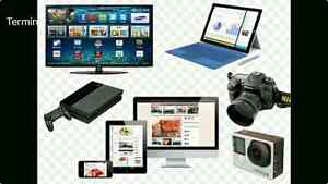 Looking to buy PS4, Xbox One, Laptop, Gamer PC, iPhones, tablets