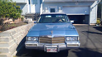 beautiful inside and out Cadillac Deville !!