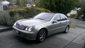 2005 Mercedes-Benz C-Class Sedan