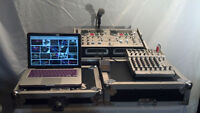 PLUG-IN and PLAY - BE YOUR OWN DJ - $185.00