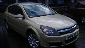 Vauxhall Astra 1.8i 16v Design 5 DOOR - 2004 04-REG - 5 MONTHS MOT