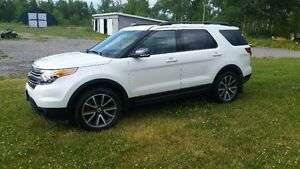 2015 Ford Explorer LTD SUV, Crossover