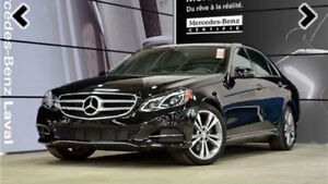 2015 Mercedes-Benz Autre E250 BlueTEC Berline