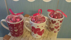Gift Cups - Gift Mugs - Coffee Mugs with 48 gr. Candy Bonbon West Island Greater Montréal image 2