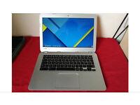 ChromeBook laptop 13.3 inch screen