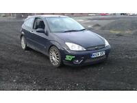 Ford Focus 2.0 ST170 3 DOOR - 2004 04-REG - FULL 12 MONTHS MOT