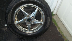 grand prix rims and tires