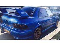Subaru Impreza Sti turbo 330bhp version 1
