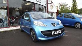 Peugeot 107 1.0 12v Feb 2007 Urban 47000 Mls Glasgow Scotland