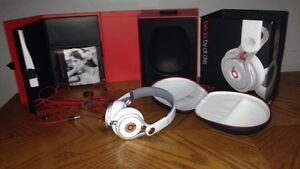 *HEADPHONES* BEATS BY DRE MIXR'S EVERYTHING INCLUDED