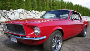 Price Reduced 1967 Mustang