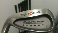 Fers gaucher Taylormade left handed iron set