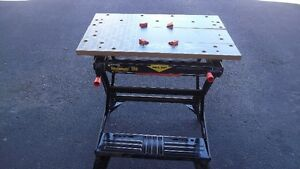 NEW (Never Used) BLACK & DECKER WORKMATE 550 TABLE