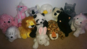 Stuffed Animals & Clothes WEBKINZ, BUILD A BEAR, AND MORE