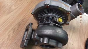 new garrett M1 63mm turbo & evolution 10780 wastegate