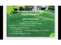 Ox home and garden improvements