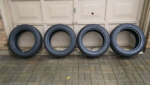 Bridgestone Blizzak Winter Tires | Set of 4 | 225/55R17
