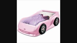 Looking to buy - pink car toddler bed St. John's Newfoundland image 1