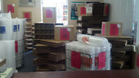 Moving? Need boxes & packing supplies? we've got it