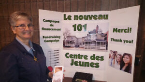 FUNDRAISING CAMPAIGN FOR OTTAWA ORGANISATION UNTIL APRIL 2019