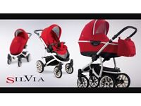 Bebetto Silvia All in One Travel System