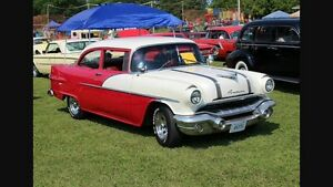 1956 Pontiac Pathfinder Deluxe project car