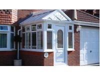 UPVC porch from £1499 supply