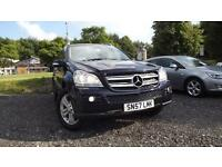 Mercedes-Benz 7 Seater GL320 3.0CDI auto Glasgow Scotland