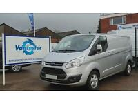 Ford Transit Custom 2.0TDCi 130PS 290 L2H1 Limited With Polyshield