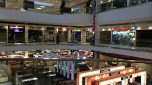 Retail,commercial,office for rent in the shopping mall