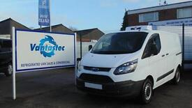 Ford Transit Custom 2.0TDCi ( 105PS ) 2016.5MY 270 L1H1 Fridge Van