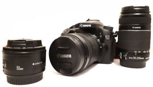 Canon EOS 70D Bundle (MUST GO!)