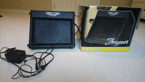 Traynor tvm10 Guitar/Vocal Amplifier + charger