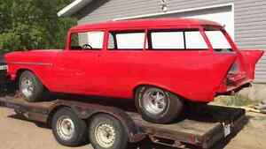 1957 Chevy 2dr Station Wagon