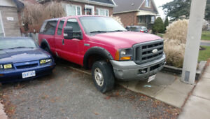 2005 ford f250 (safety)