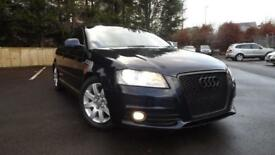 Audi A3 1.8 TFSI 2009 Model S Line Full Leather Trim Glasgow Scotland