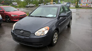 2008 Hyundai Accent Sedan AC Auto Safety warranty