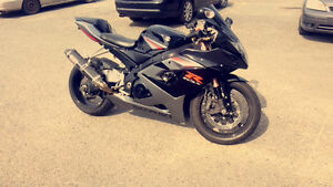 GSX-r 1000cc 2005 top clean