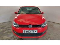 2013 Volkswagen Polo 1.2 TDI Match Edition 5dr Hatchback Hatchback Diesel Manual