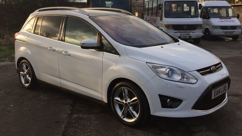 ford grand c max 1 6 titanium x 7 seater 2014 in ballymena county antrim gumtree. Black Bedroom Furniture Sets. Home Design Ideas
