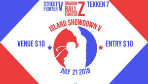 PEI Fighting Game Tournament - July 21