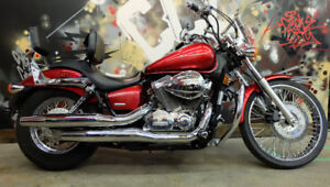 2009 Honda Shadow 750. Everyones approved. Only $149 per month.