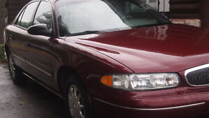 2001 Buick Regal CD Sedan