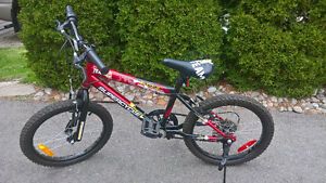 "boys 12"" Supercyle bike like new!"