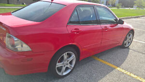 2004 Lexus IS300 Sedan