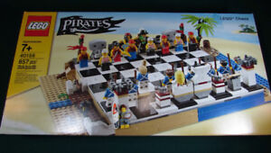 Lego 40158 Pirates Chess new and sealed