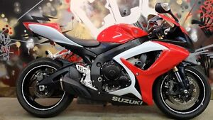 2007 Suzuki GSX-R 600. Everyones approved. Only $199 per month.
