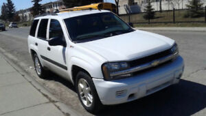 Chevy 2005 Trailblazer XS
